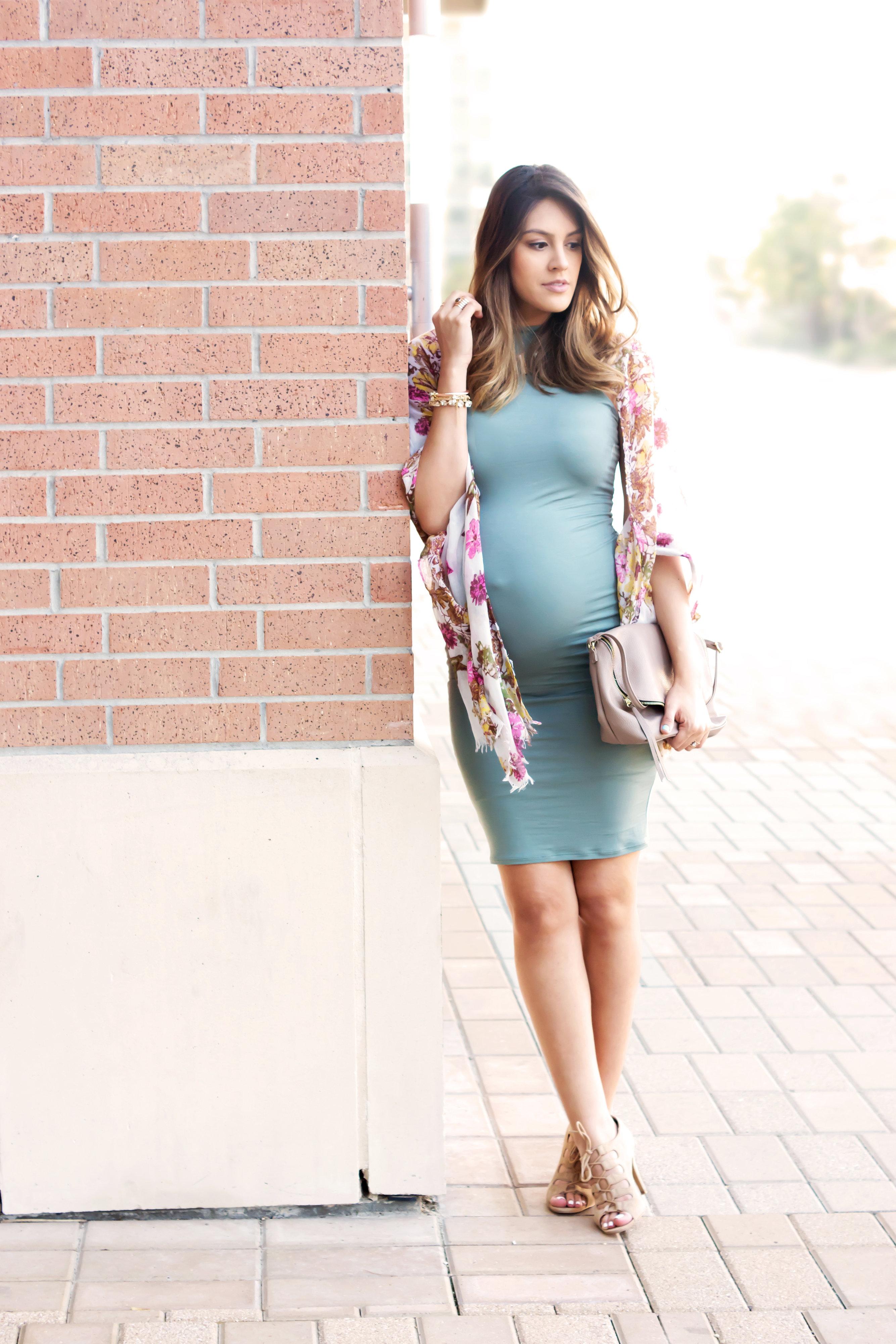 style the girl bodycon dress