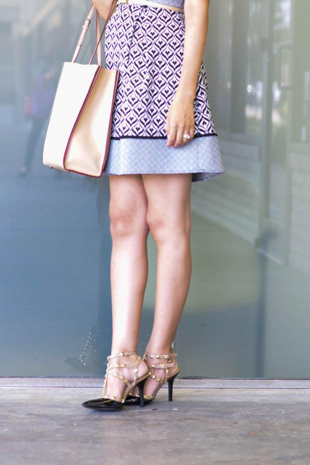 style the girl pattern dress 6