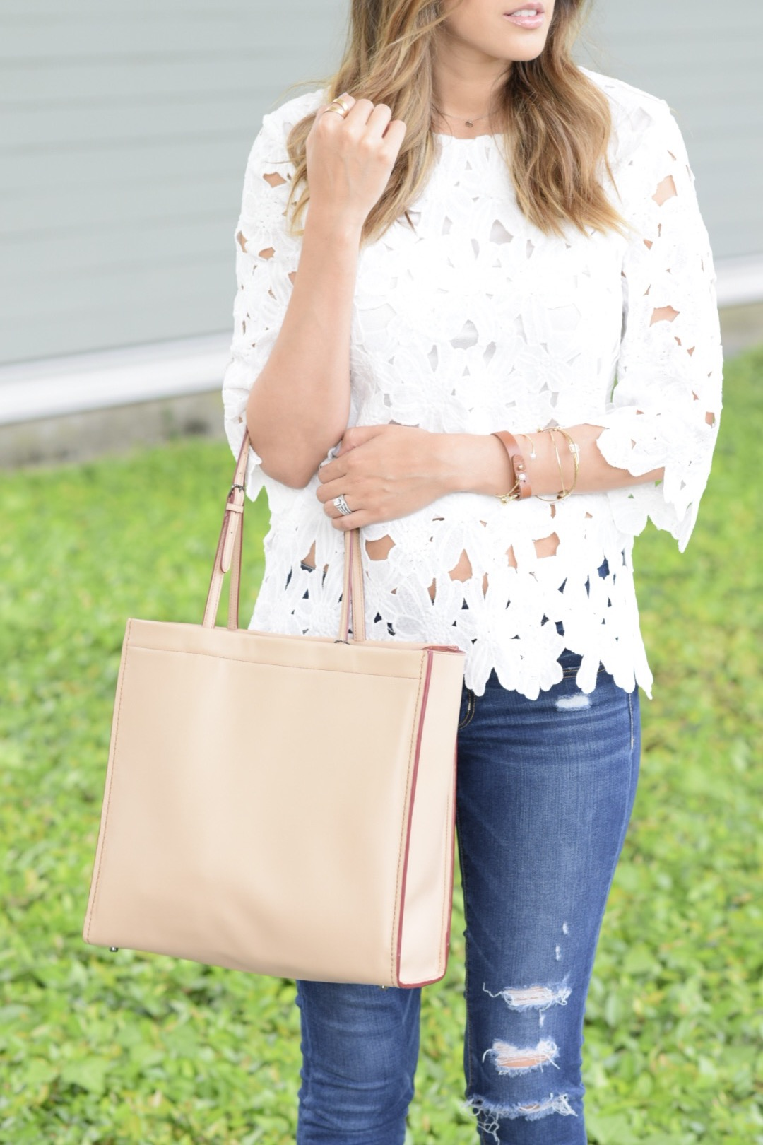 style the girl crochet blouse3