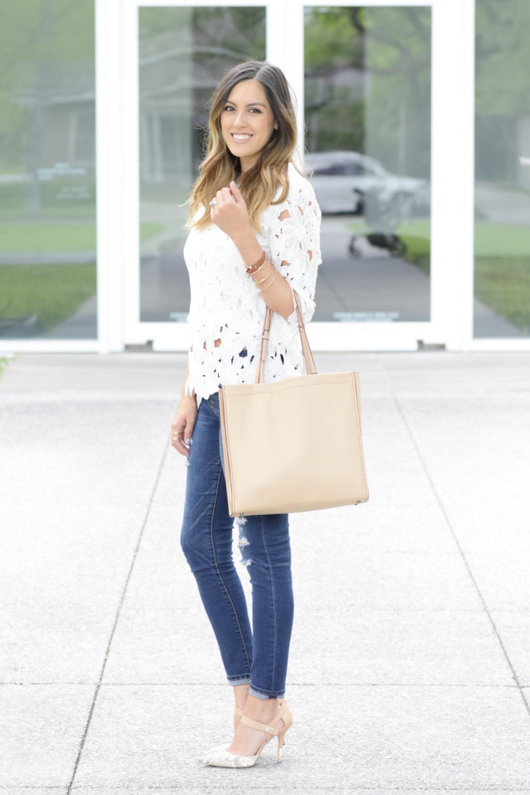 style the girl crochet blouse 4