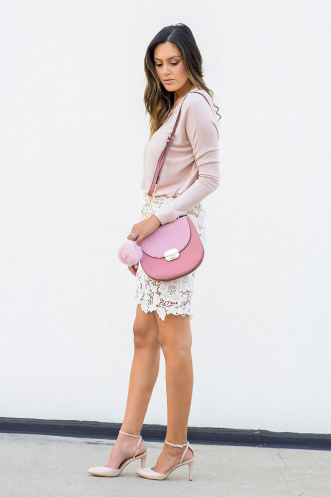 style the girl pretty in pink2
