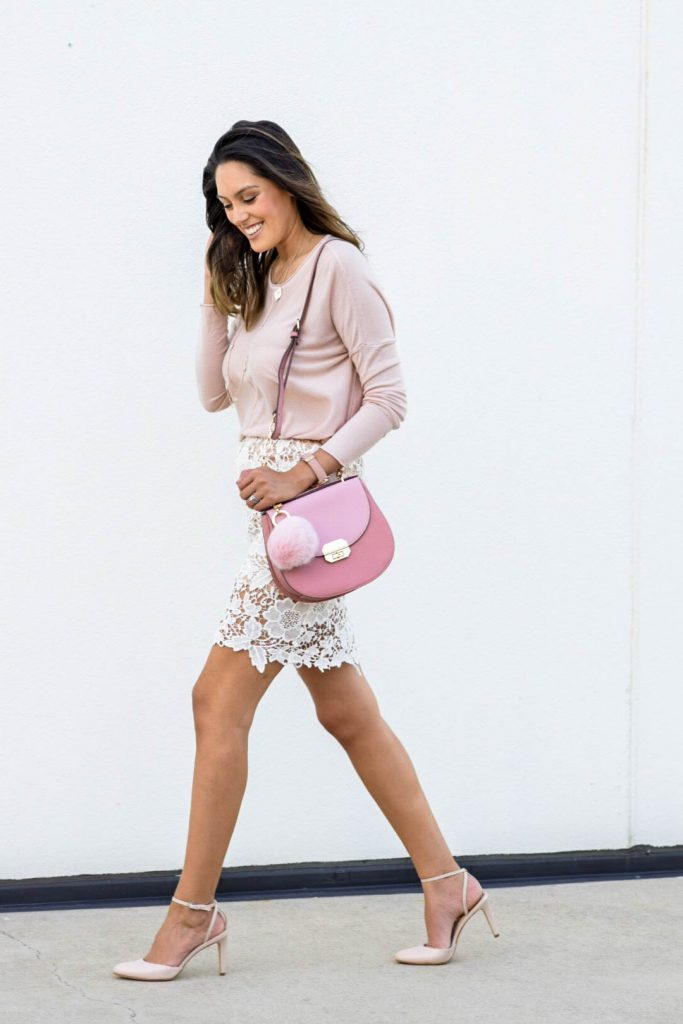 style the girl pretty in pink6