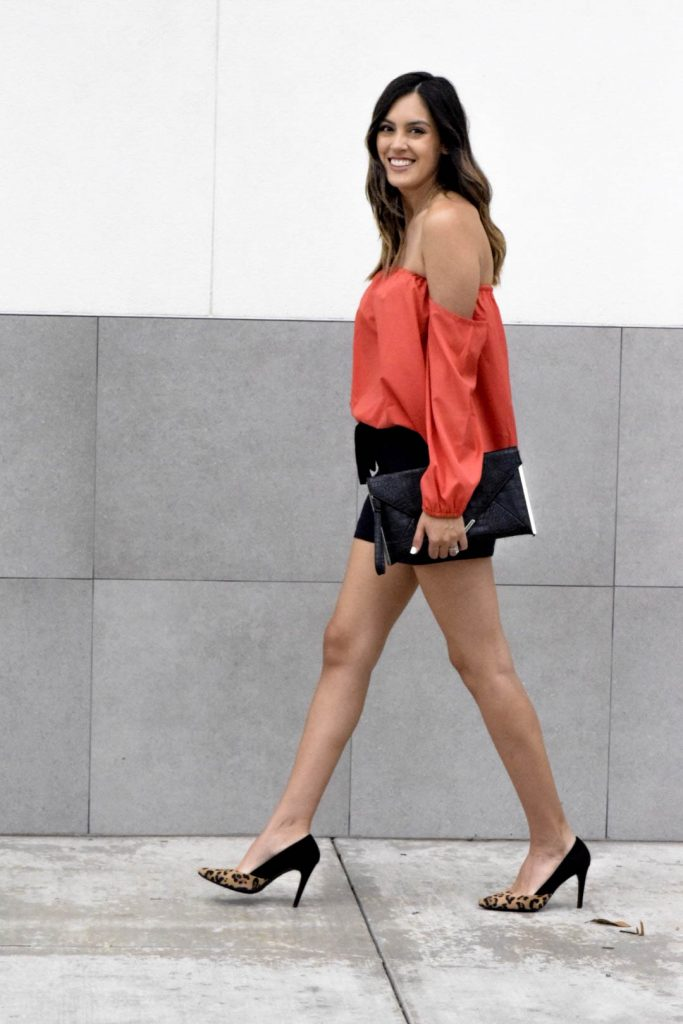 style the girl red top3