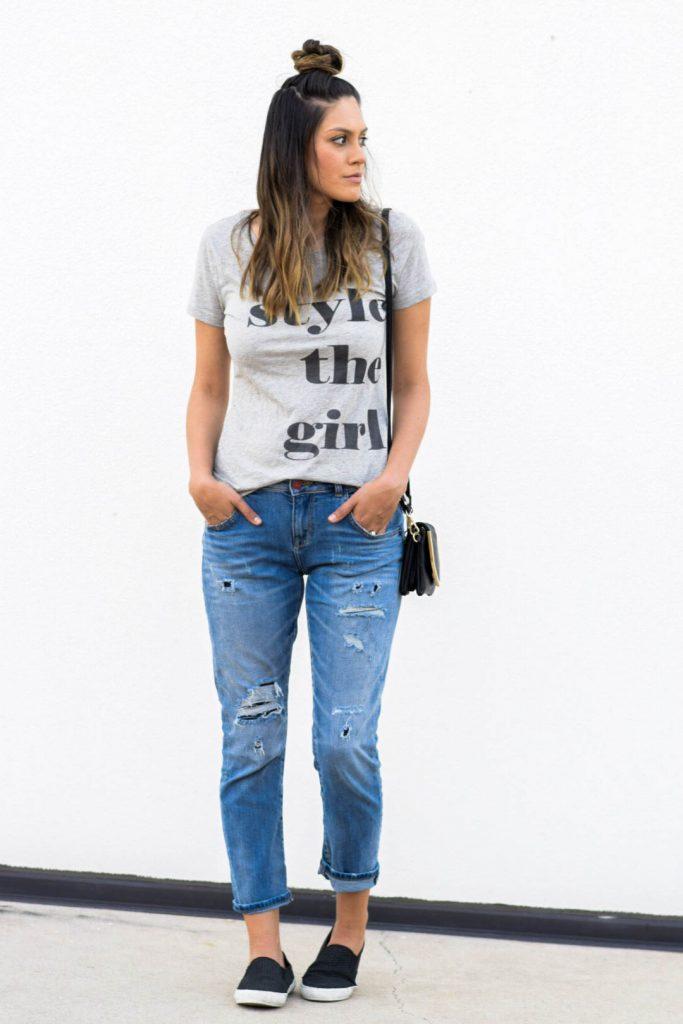 style the girl tee1