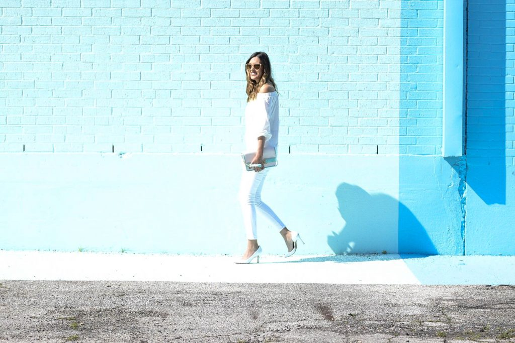 style the girl white look2