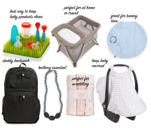 baby essentials: nordstrom anniversary sale