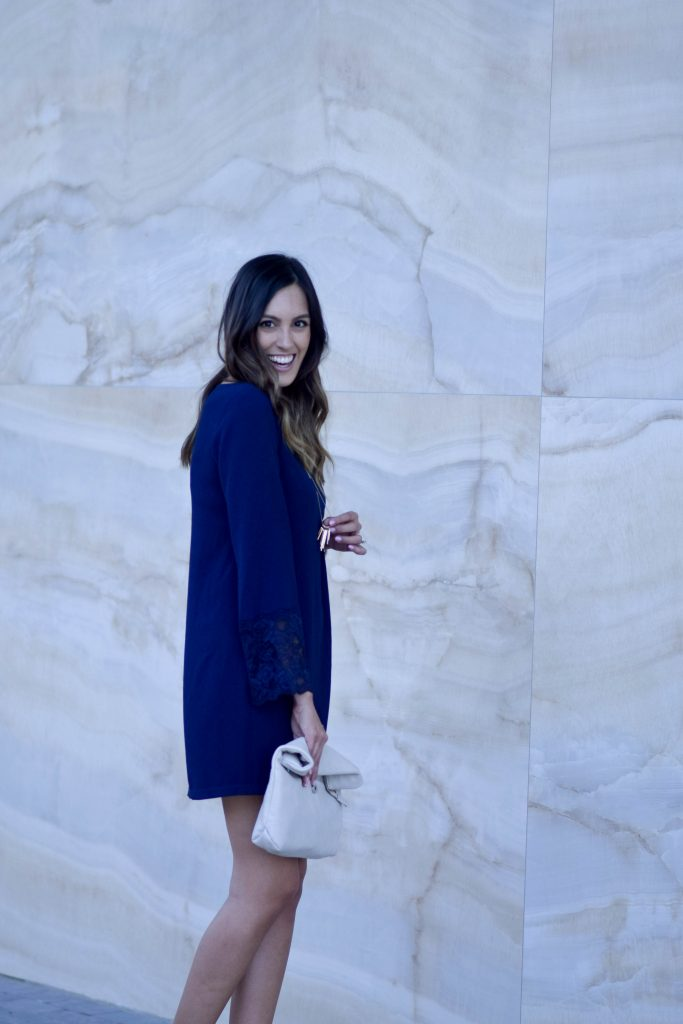 Style The Girl CC Blue Dress 11