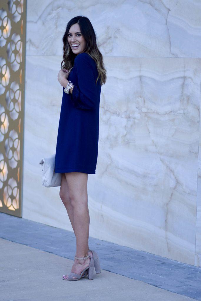 Style The Girl CC Blue Dress 14
