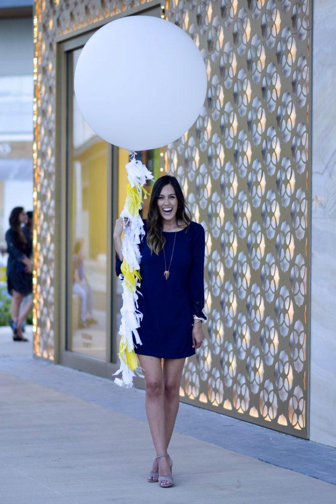 Style The Girl CC Blue Dress 23