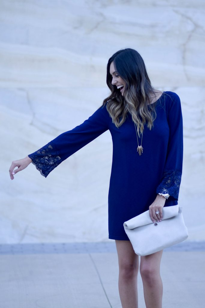 Style The Girl CC Blue Dress 26