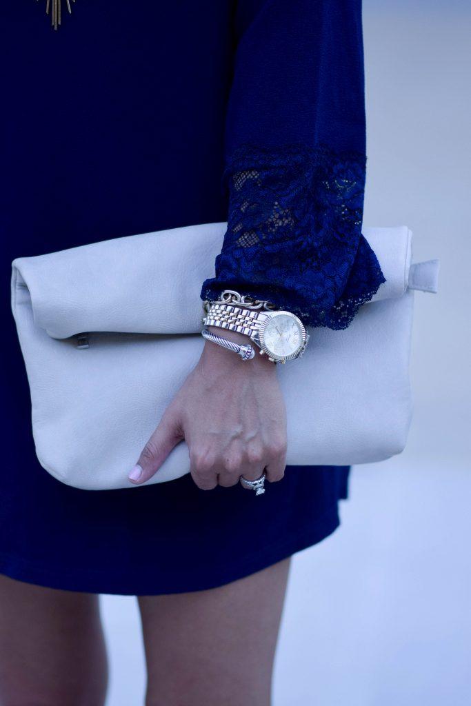 Style The Girl CC Blue Dress 29