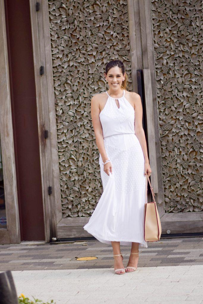 Style The Girl White Maxi Dress 17