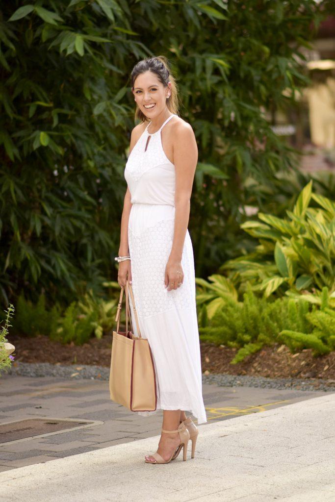 Style The Girl White Maxi Dress 22