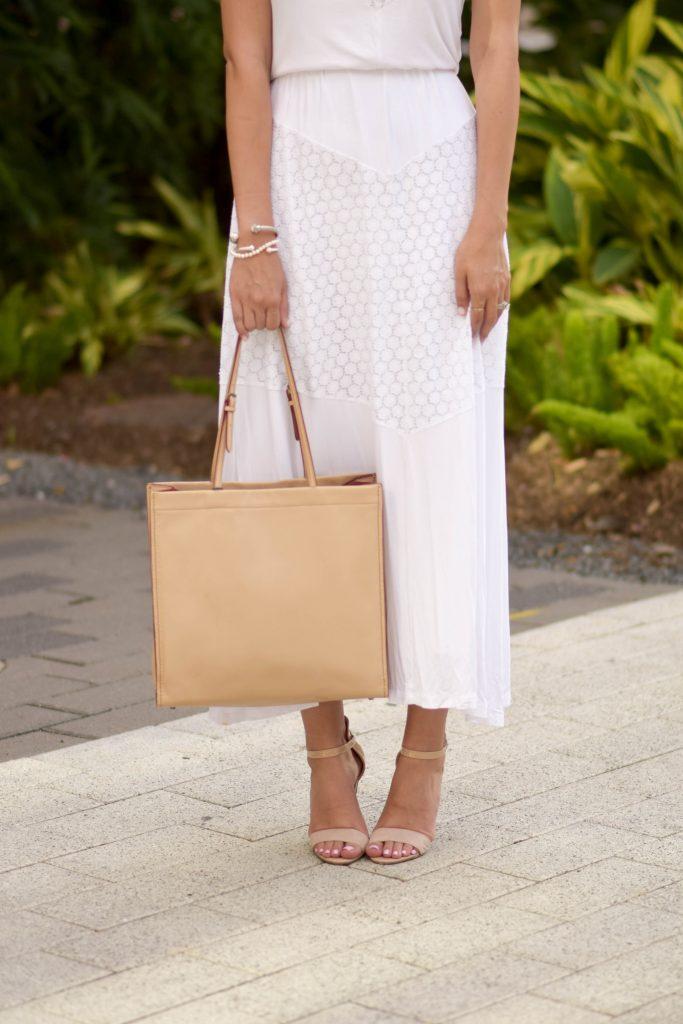 Style The Girl White Maxi Dress 27
