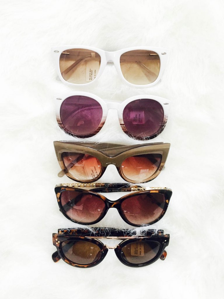 Charming Charlie Sunglasses