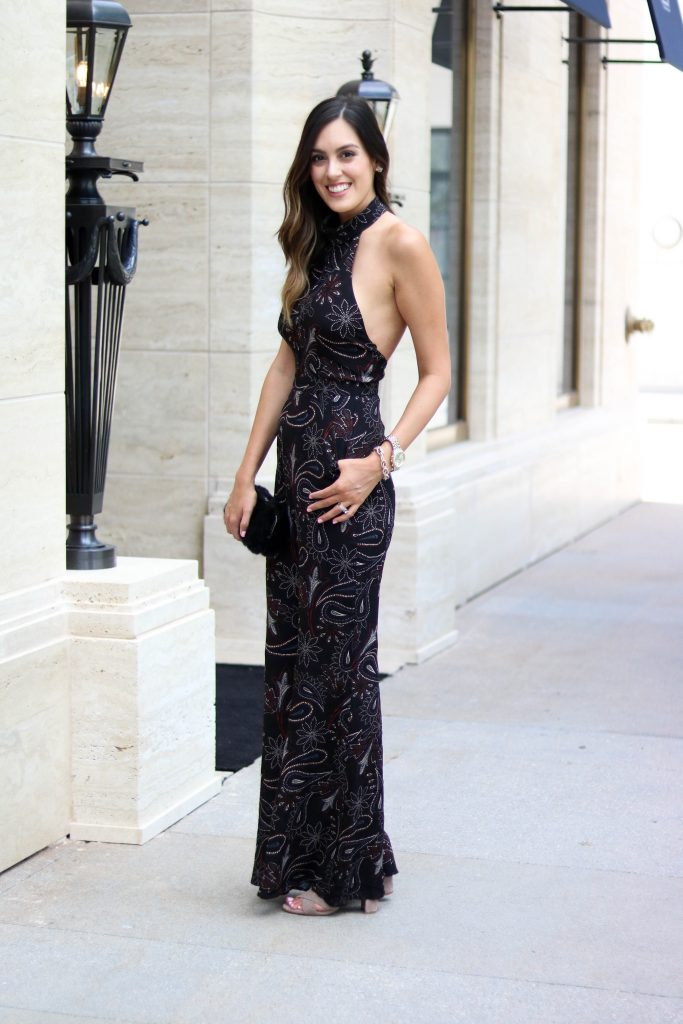 Style The Girl Black Jumpsuit 3