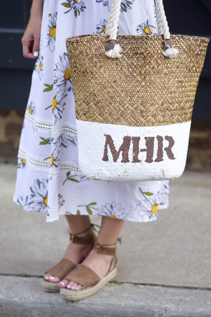 Style The Girl Floral Off The Shoulder Dress