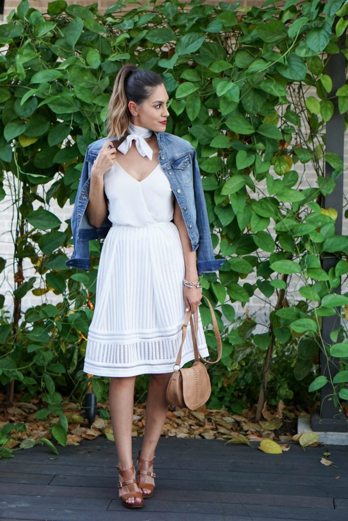 Style The Girl RS School Night Look 1