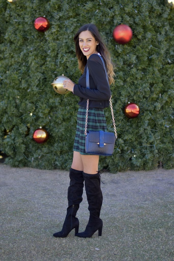 style-the-girl-green-plaid-skirt-16