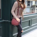 Style The Girl Black and Camel