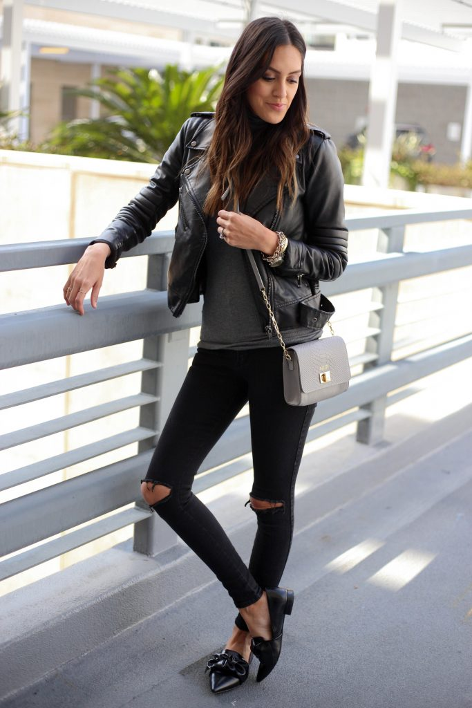Style The Girl Black and Grey