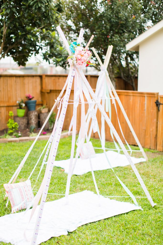 Sofichella- Coachella Themed First Birthday Party