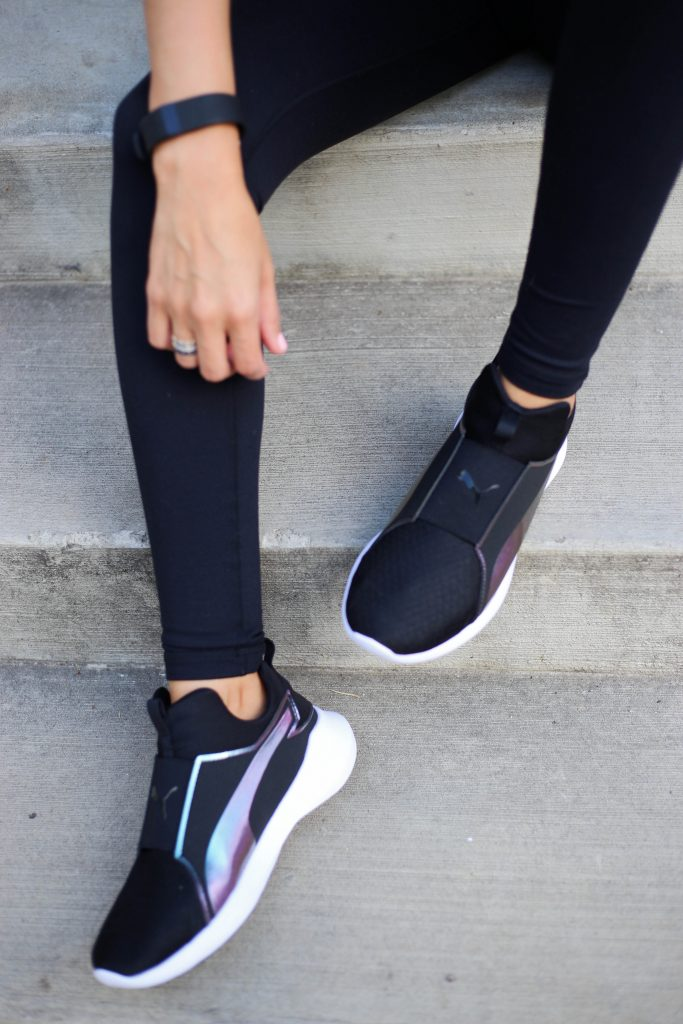 Style The Girl Workout with Puma