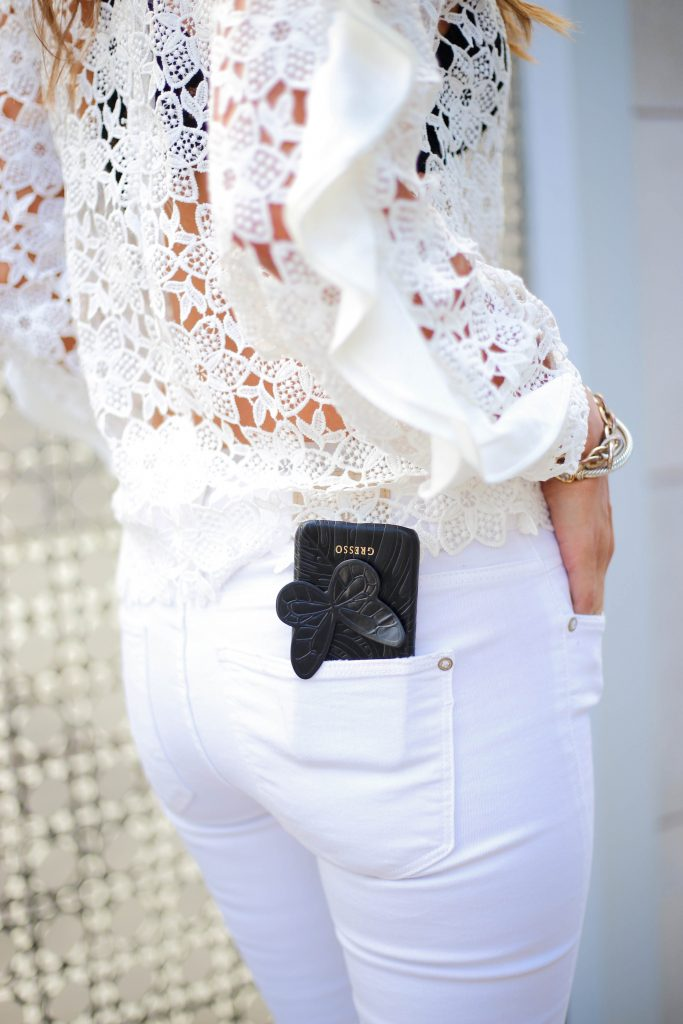 Style The Girl Lace Top