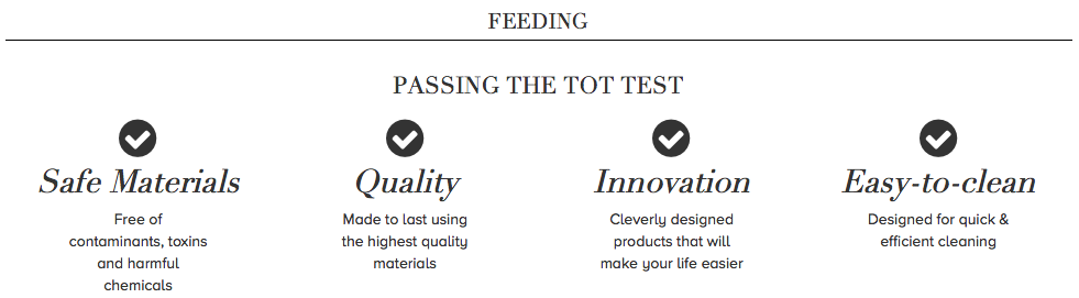 Passing The Tot Test