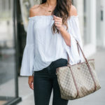 Style The Girl Platform Oxford Shoe Outfit for Fall