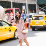 Style The Girl Elaine Turner Dress for NYFW