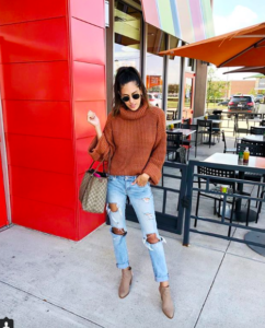 Style The Girl Shein Review