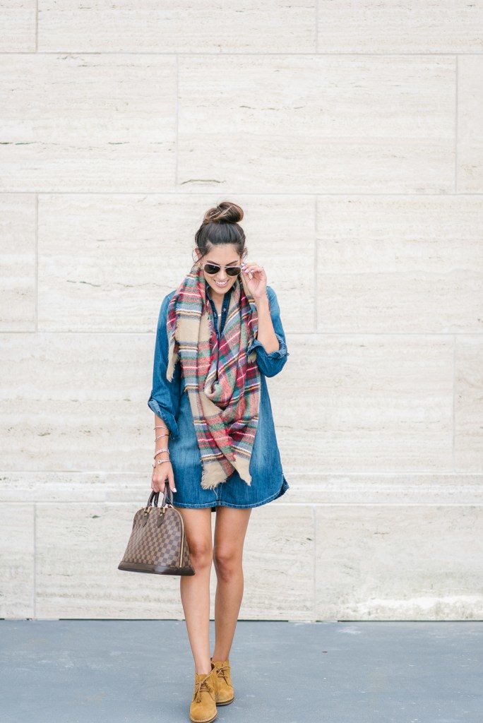 style the girl thanksgiving outfit