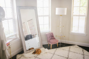 My Pink and Gold Office Reveal