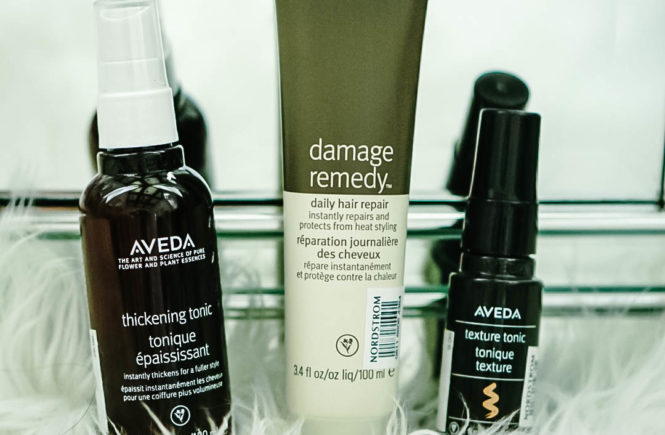 Aveda Hair Products I love with Nordstrom