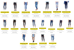 Nordstrom Anniversary Sale 2018 Preview Bottoms