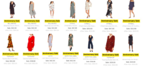 Nordstrom Anniversary Sale 2018 Preview Dresses