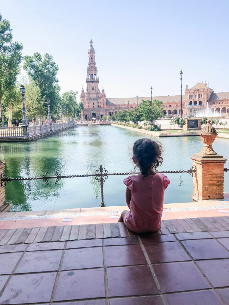 Family Trip To Seville, Where to stay and do in seville with a toddler