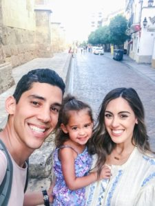 Family Trip To cordoba, Where to stay and do in cordoba with a toddler