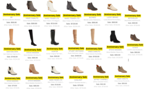 Nordstrom Anniversary Sale 2018 Preview Shoes