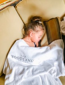 Mom and Kid Staycation at The Woodlands Resort