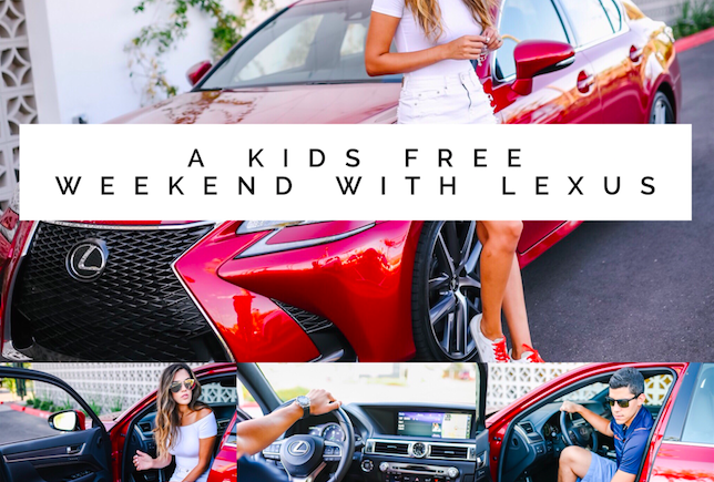 Kids Free Weekend With Lexus