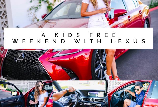 Kids Free Weekend With Lexus