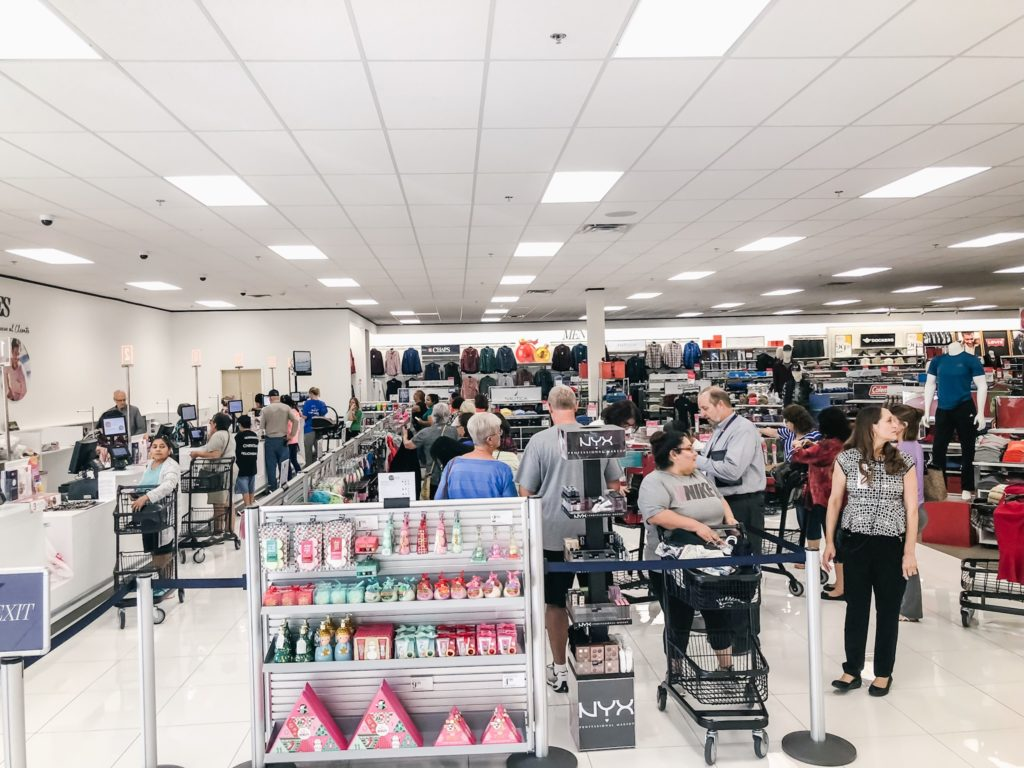 Beall's Grand Opening In Sequin, TX