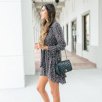 Rent The Runway Joie Printed Jamira Dress