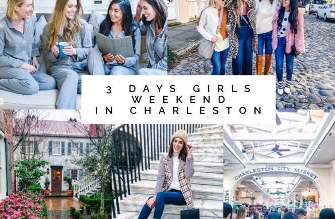 Girls Weekend In Charleston and Zero George