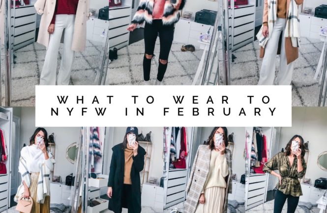 What to wear to nyfw in february