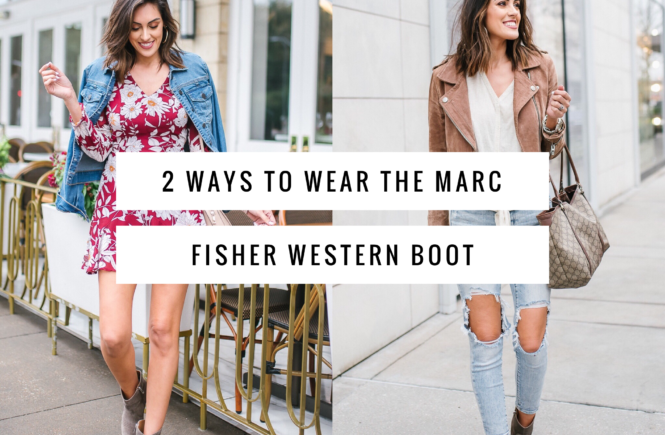 9dccf461badb Rodeo season officially starts today and I wanted to share two looks with  you for rodeo that includes my favorite western boot