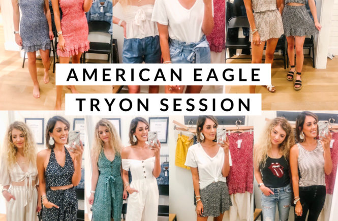 american eagle tryon session