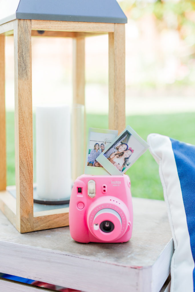 Stage Summer Moments with Instax Family Picnic